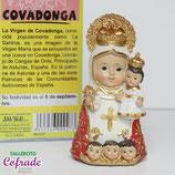 Virgen de Covadonga Infantil 10 cm
