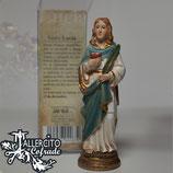 Santa Lucía 12 cm