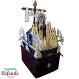 Recortable Virgen de la Soledad