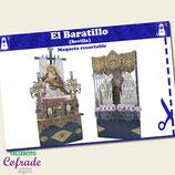 Recortable Hdad Baratillo de Sevilla