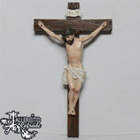 Crucificado comercial 2 - sin peana