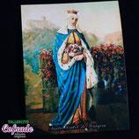 Estampitas - Santa Isabel de Hungría