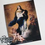 Estampitas Virgen - varias