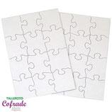 Puzzle Personalizado - 12 piezas (19x24cm)