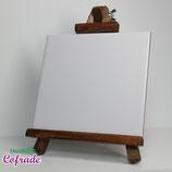 Caballete de madera para azulejos de 1 pieza