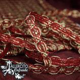 Cinta 29 - Rojo-oro