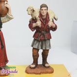 10007/3 - pastor cargando oveja