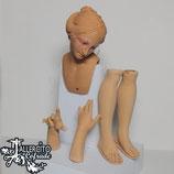 Virgen Napolitana - 35 cm