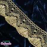 Encaje dorado 349 - 5,5cm