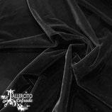Terciopelo chisplus -Negro