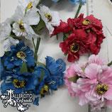 Flores 05 -  4cm Margaritas