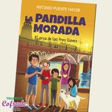 """La Pandilla Morada """"El arca de las tres llaves"""""""
