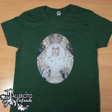 Camiseta Macarena - Verde56