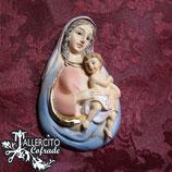 Imán Virgen con niño