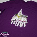 Camiseta Playmobil - color a elegir