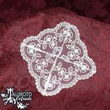 Pañuelo para Virgen de 40 cm