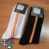 Calcetines para costalero con bandera España