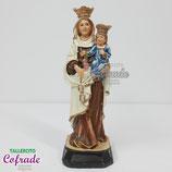 Virgen del Carmen ref250 - 15 cm
