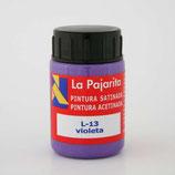 Pintura Satinada - Violeta