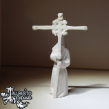 Penitente 4637 - 9 cm con cruz