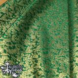 Brocado 07 - Dibujo Pequeño Verde