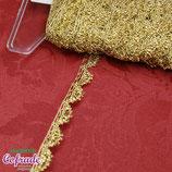 Encaje dorado 300 - 1cm