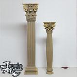 Columnas de Resina