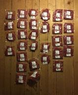 Bio Mischpaket Jungrind (Bild: Inhalt eines 10 kg Mischpakets)