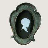"Bilderrahmen ""Oval Baroque"""