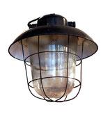 Unikat: Industrielampe der 1930er Jahre