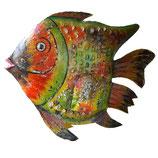 Großes Leuchtobjekt Fisch