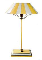 Hamburger Lampe Honiggelb / Cremeweiß
