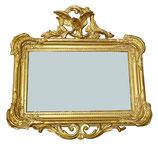 Spiegel mit Adlerkrone