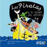 Las piratas y el tesoro del arcoíris