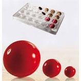 MA5003 - Semisphere Moulds