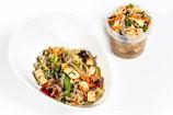 Asiatische Glasnudel-Bowl, Tofu (vegan )