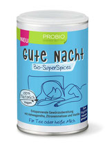 Gute Nacht Bio Super Spices (vegan)