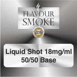 Hochwertiger Nikotin Shot 18mg/ml 50/50 Base