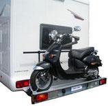 Porte-moto 120kg pour camping-car