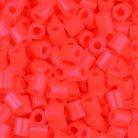 Bügelperlen, rot
