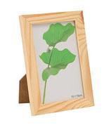 Holz- Bilderrahmen 10x15cm