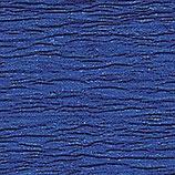 Krepp Papier blau