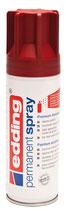 EDDING Acryllack Spray seidenmatt purpurrot
