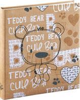 Fotobuch Baby Teddy Bear braun