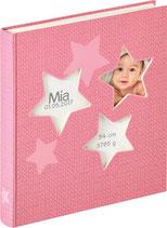 Fotobuch Baby Sterne rosa