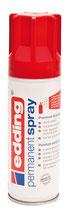 EDDING Acryllack Spray glänzend verkehrsrot