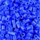 Bügelperlen, dunkelblau