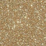 Glitterkarton, A4 gold