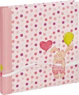 Fotobuch Baby kleiner Hase rosa