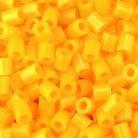 Bügelperlen, gelb